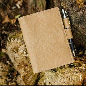 Hobonichi Techo A6 Notebook/Agenda Washable Paper Cover